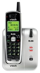 Vtech VT 6114 Cordless Telephone With Caller ID, 5.8 GHz