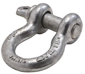 National Hardware N830310 Shackle-Frgd Glv 5/8In