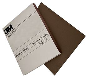 3M 02432 Sheet Utl Clth Md 9X11In - 50 Pack