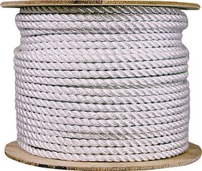 Lehigh Group 10999 Twist Nyl Rope 3/8X600Ft