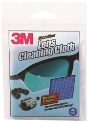 3M 9021 CLOTH LENS CLEAN GRAY 7X6
