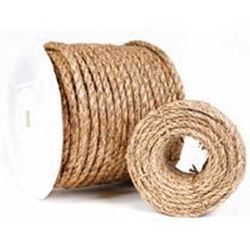Koch 5271245 Twisted Rope, 3/8 in Dia x 400 ft L, 122 lb