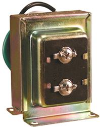 Heathco SL-122-01 Wired Doorbell Transformer, Plastic/Steel, 2-1/8 in H x 2-1/2 in W x 2-1/4 in D