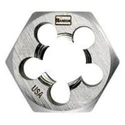 Irwin Industrial 9503ZR  Hexagon Dies, High Carbon Steel, 1/4-18NPT