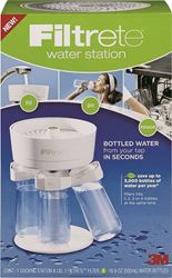 3M WS01-WH FILTRETE WATER STATION