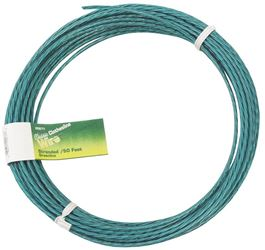 Midwest 11823 Multi-Stranded Low Tensile Utility Wire Clothesline, 50 Ft L