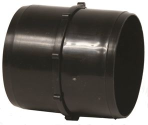 Camco 39203 Internal Hose Coupling, 2 in, Slip Joint, ABS Plastic