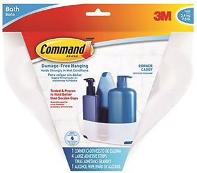 3M BATH12-ES CADDY CORNER L 7.5LB