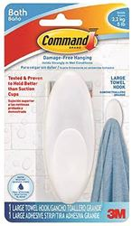3M BATH17-ES HOOK TOWEL L 5LB FRO