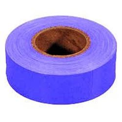 Strait Line 65903 Non-Adhesive Flagging Tape, 1-3/16 in W X 300 ft L X 2 mil T, PVC