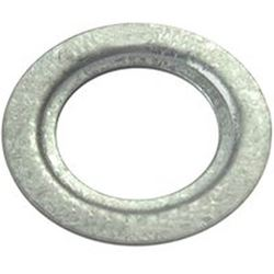 Halex 96843 Rigid Reducing Conduit Washer, 1 In X 1-1/4 In, Steel, Zinc Plated