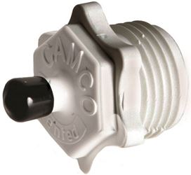 Campco 36103 Blow Out Plug, Female, Plastic