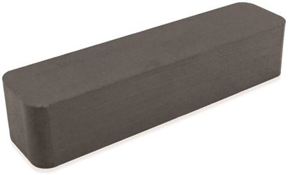 Master Magnetics 07043 Magnetic Block, 1-7/8 in L X 1/2 in W X 3/8 in H