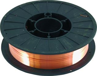 Forney 42287 MIG Welding Wire, 0.035 in Dia, Mild Steel, DCEP Reverse Polarity