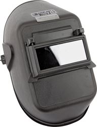 Forney Industries 55666 Lift-Front Arc Welding Helmet, 2 in L x 4-1/4 in W, Glass