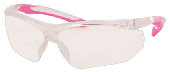 Forney Industries 55428 Glasses Safety Clr/Pink