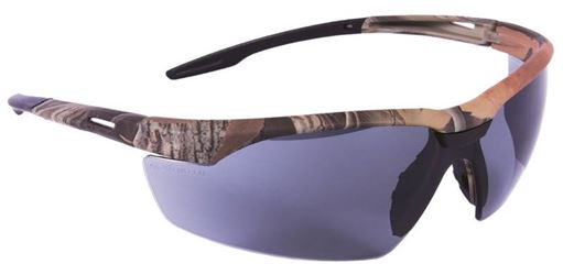 Conqueror 55436 Safety Glasses, Gray Tint