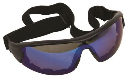 Swap 55439 Hybrid Safety Glasses, Clear Anti-Fog