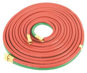 Forney Industries 86164 Hose Oxy/Acetylene 25Ft