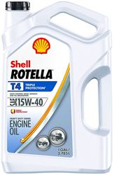 Pennzoil Products 550045126 Oil T4 Tri 15W40 Gal - 3 Pack