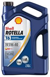 Pennzoil Products 550045347 Oil Rotella T6 5W40 - 3 Pack