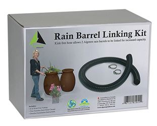 Algreen 81055 Rain Barrel Link Kit