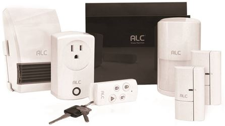 Alc-Atoms Labs Ahs616 Wireless Sys 6 Sensors