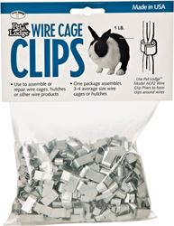 Miller Mfg Acc1 Cage Clips Wire 1Lb