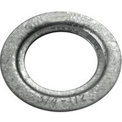 Halex 68615 Rigid Reducing Conduit Washer, 1-1/2 In X 2 In, Steel, Galvanized