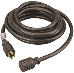 Reliance Pc3020K Power Cord Kit, 10/4, 20 Ft