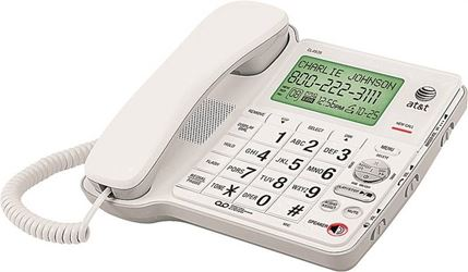 Vtech Communications Cl4940/4939 Answer Sys W/Lg Di