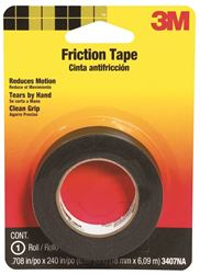 3M 03407 Friction Tape 3/4Inx20Ft