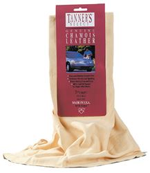 Acme  5 in. L x 6 in. W Sheep Skin  Tanners Select Chamois  1 pk