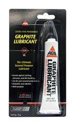 AGS  General Purpose  Graphite Lubricant  0.21 oz. Carded