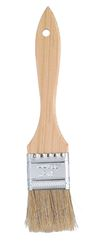 Linzer  1-1/2 in. W Flat  White China Bristle  Paint Brush