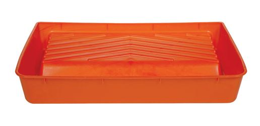 Linzer  Plastic  18 in. W Paint Tray
