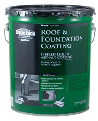 5 GAL ROOF & FOUNDATION COATING