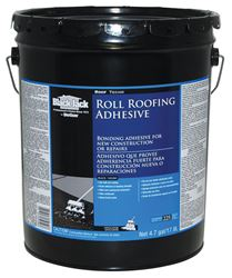 5GAL COLD ROLL ROOFING ADHESIVE