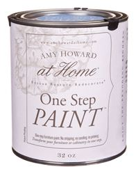 Amy Howard at Home  Interior  Latex  One Step Paint  Amercian Dream  Flat Chalky Finish  32 oz.