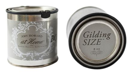 Amy Howard at Home  Gilding Size