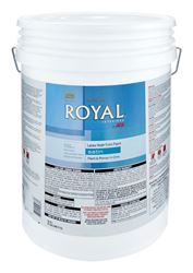 Ace  Royal  Interior  Acrylic Latex  Wall & Trim Paint  Ultra White  Satin  5 gal.