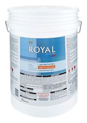 Ace  Royal  Interior  Acrylic Latex  Wall & Trim Paint  Ultra White  Semi-Gloss  5 gal.