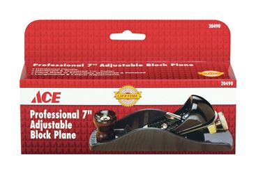 Ace  7 in. L Block Plane