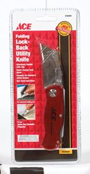 Ace  Retractable Blade Knife