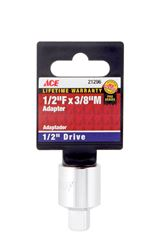 Ace  1/2 in. Drive  3/8 in. Socket Adapter