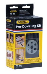 General Tools  Doweling  For Wood Doweling Jig with Bit Stop