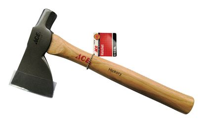 Ace  1-1/2 lb. Hickory  Hammer Hatchet