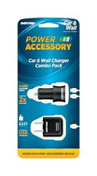 Rayovac  USB Car and Wall Charger  2 pk