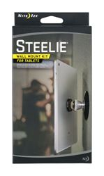 Nite Ize  Steelie Wall Mount Kit  Universal  Tablet Holder