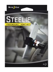 Nite Ize  Steelie Freemount  Universal  Cell Phone Car Vent Mount
